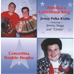 "Jersey Polka Richie ""Concertina Double-Header"""