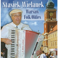 Selection of Warsaw folk music played by Stasiek Wielanek, Warsaw's best known accordion player