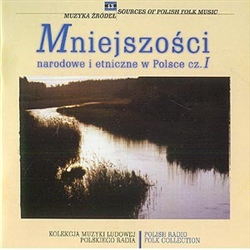 This CD is devoted entirely to folk music of national minorities living in Poland today. Not much is left of the national mosaic typical of the Polish Kingdom before the 18th century partitions of the country, but still much enough to reject the thesis