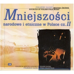 Polish Radio Folk Collection Volume 18 - Mniejszosci - Part II