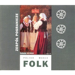 Polish Folk Music Volume 19
