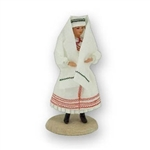 Polish Regional Doll: Bilgorajka Woman