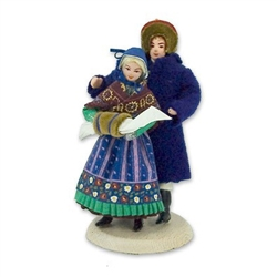 Polish Regional Doll: Pyrzycka Couple
