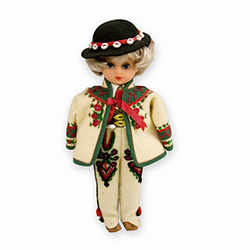 Goral Boy Baby Style Doll - Large