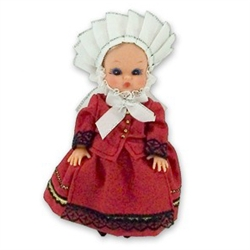 Warminia Girl Baby Style Doll - Small