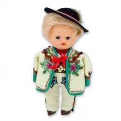 Goral Boy Baby Style Doll - Small