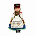 Kurpie Girl Baby Style Doll - Large