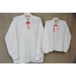 Krakowiak White Cotton Shirt