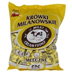Polish Luxury Cream Fudge is an old favorite called Krowki (literally cow candy, pronounced crewf kee) in Polish that you may remember from your youth.