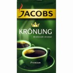 Poles enjoy their coffee strong and Jacob's premium brand is one of the most popular in Poland. Finest premium ground coffee produced and packaged in Germany