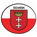 Gdansk Sticker