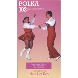 Video: Polka 102 - Basic Free Style Moves