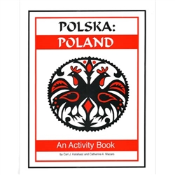 Primarily a children's coloring book with additional activities like work games, puzzles, and fact sheets all designed with the goal of presenting and preserving a child's Polish heritage. Items to color include a Polish map, famous hero's, legend