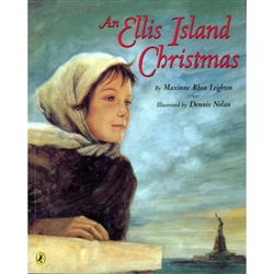 Dennis Nolan's richly rendered illustrations powerfully evoke the uncertainty, wonder, and hope of this young immigrant's experience. An Ellis Island Christmas is a holiday story to treasure, year after year.