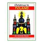 A coloring book for children with 30 pictures to color highlighting Polish Christmas customs and traditions. Includes an explanation for each picture as well as the words to 4 Christmas carols (koledy). A perfect way to introduce your Polish heritage to