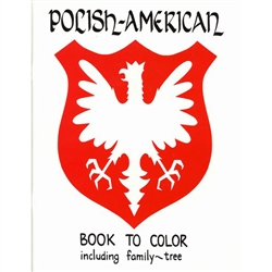 Polish-American - Book To Color