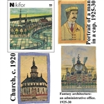 This album presents the work of Nikifor Krynicki, the famous Lemko primitive painter. Nikifor is one of the most fascinating personalities in 20th Century European Art. Born and bred in extreme poverty, towards the end of his life he was accorded the hono