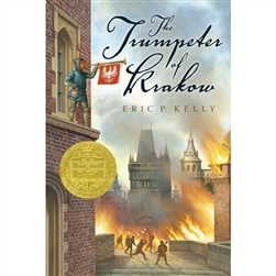 "Historical fiction based on the legendary store of the Trumpeter of Krakow. ""It is the 15th century in eastern Europe and the shimmering pure Great Tarnov Crystal is coveted be all who seek the supreme answers to Life."