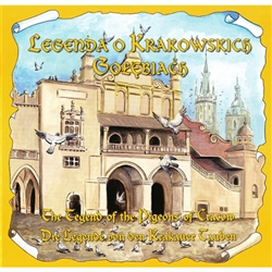 Legends of Poland: Legend of Cracow Pigeons
