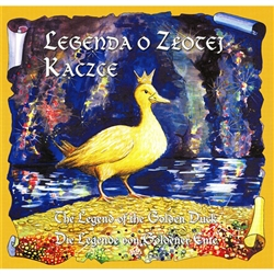 Jacob finds the Golden Duck who reward him with riches but it is a beggar that reminds him that true treasure in not enchanted gold but a generous spirit and hard work.