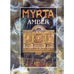 This exceptional album tells the story in words and photos of the exceptional role of Mr. Lucjan Myrta's Polish amber workshop in the revival of amber handicraft in the 20th century.  Full color on glossy paper.