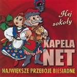 Collection of twenty two of the greatest Polish folks songs by the six member folk band Kapela Net.  This band plays and sings these song in a very lively folk style that will have you dancing!