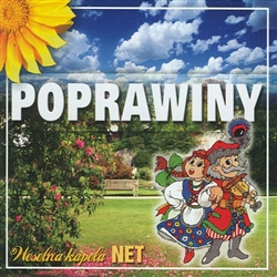 Collection of fourteen Polish folk wedding songs by the folk band Kapela Net.  This band plays and sings these songs in a very lively folk style that will have you dancing!  Great music for weddings.