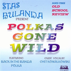 "This CD features guest vocalist, Chet Kowalkowski.  Special thanks to Tom Bulanda for his musical and mixing expertise, to Wally Dombrowski for his old country violin playing on ""Clocks In Tarnow Polka and to Bob Piotrowski for his string arrangement"