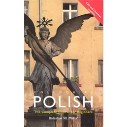 Colloquial Polish is easy to use and completely essential! Specially written by experienced teachers for self-study or class use, the course offers you a step-by-step approach to written and spoken Polish. No prior knowledge of the language is required.