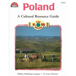 Bring Poland a little closer to your children with this cultural book. An excellent way for students to appreciate and learn about Polish culture in an exciting hands-on format.