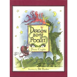 Dragon in My Pocket is a wonderful children's story that will capture your child's imagination. It's a tale of courage, faith and wisdom that will leave children and adults grinning from ear to ear. The book is beautifully illustrated by Bill Kastan.