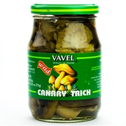 Vavel Pickled Canary Trich Mushrooms - Gaska