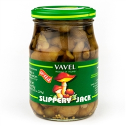 Vavel Wild Slippery Jack Pickled Maslak Mushrooms