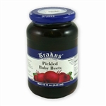 Polish pickled beets are an excellent condiment to accompany any meal.  Just the right tartness and not sweet.