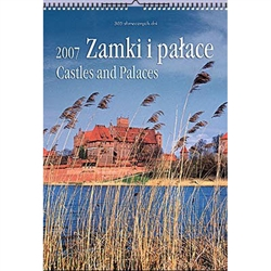 Zamki I Palace - Castles And Palaces 2007 Calendar