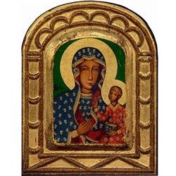 For centuries Iconography has been a remarkable tool of inner peace and spirituality for people of all faiths and traditions.  Iconography is the most purest art form as it takes a lifetime to become proficient in Iconography.  It is believed that icons o