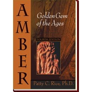 Amber: Golden Gem of the Ages, Fourth Edition is unique --· because it describes the Baltic amber industry which has utilized amber as a gem stone throughout the ages. It also describes a variety of fossil resins, their characteristic and locations.