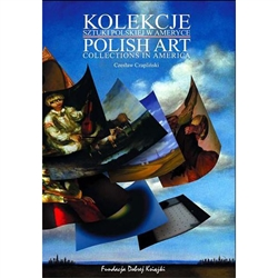 This oversized color album features Polish paintings from 23 collections in America, both large and small.  It took Mr Czaplinski over 25 years to find and catalogue these collections.  It was a monumental project as collectors of Polish art in the U.S ar