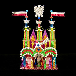 Krakow Christmas cribs (creches) have made a global career. There's nothing quite like them anywhere else in the world. This special type of Christmas crib first appeared in 19th century Krakow and it's still going strong today.