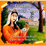 Legends of Poland: The Legend of Saint Kinga