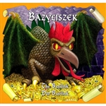 Legends of Poland: The Bazyliszek.  The legendary dragon with the head of a rooster is finally defeated by a poor cobbler's apprentice.