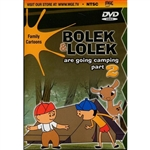 Vacation time is time of enjoying fun, trips, new friends and new places.  Have some adventures with Bolek and Lolek.  Entertainment for the whole family.