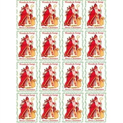 The tradition in Poland is that St Nicholas arrives on December 6 each year to distribute presents to all the children.
