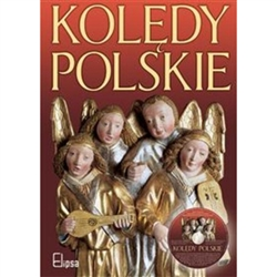 Twenty old Polish carols with words and music, illustrated with twenty three color reproductions of old Polish religious paintings. A beautiful album for Christmas and an accompany CD with music to all the songs. . Polish text only.