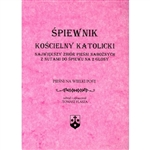 Spiewnik Koscielny Katolicki  - Catholic Church Old Polish Hymnal - Lenten Hymns - Piesni Na Wielki Post Small Version