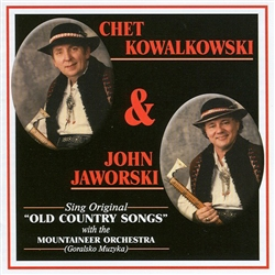 The original concept of this collection of Polish melodies was concieved during Chet Kowalkowski's childhood years.  In those early times, he observed his father performing with many of the Polish highlanders at the homes of friends and relatives.