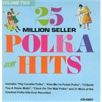25 Million Seller Polka Hits - Volume 2