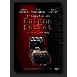 "The story of the breaking of the Nazi secret coding machine Enigma, by three Polish mathematicians. Although Alan Turing tends to get much of the credit for breaking the Nazi ""Enigma"" codes during World War II, three Polish mathematicians did preliminary"