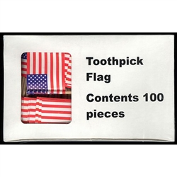American Toothpick Flag