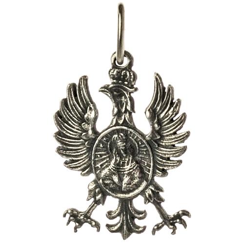Polish art center polish eagle pendant ostrobramska earn mozeypictures Images